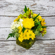 Sending Sunshine Vase Arrangement