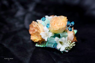 Sea Colors Corsage