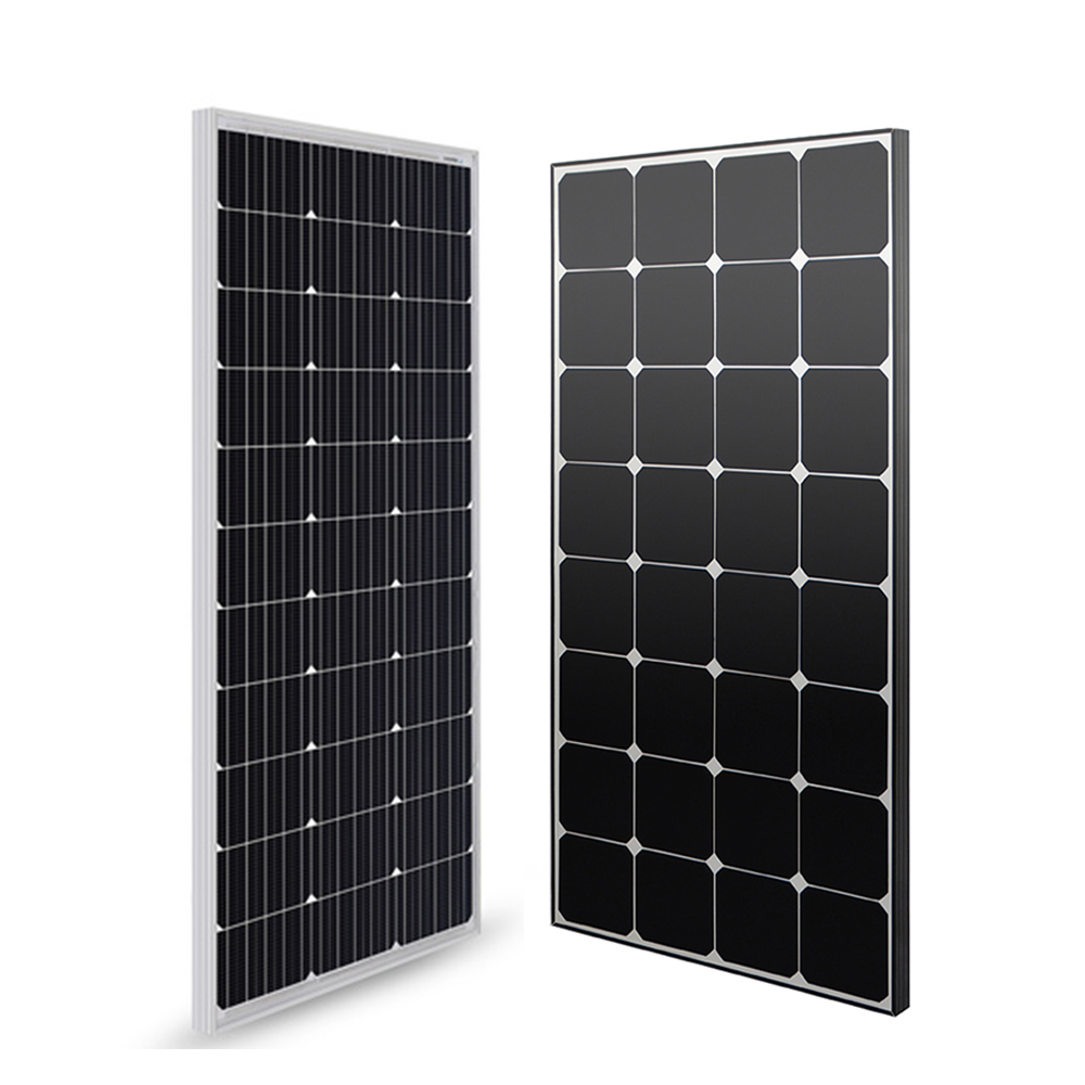 100W Eclipse Solar Panel