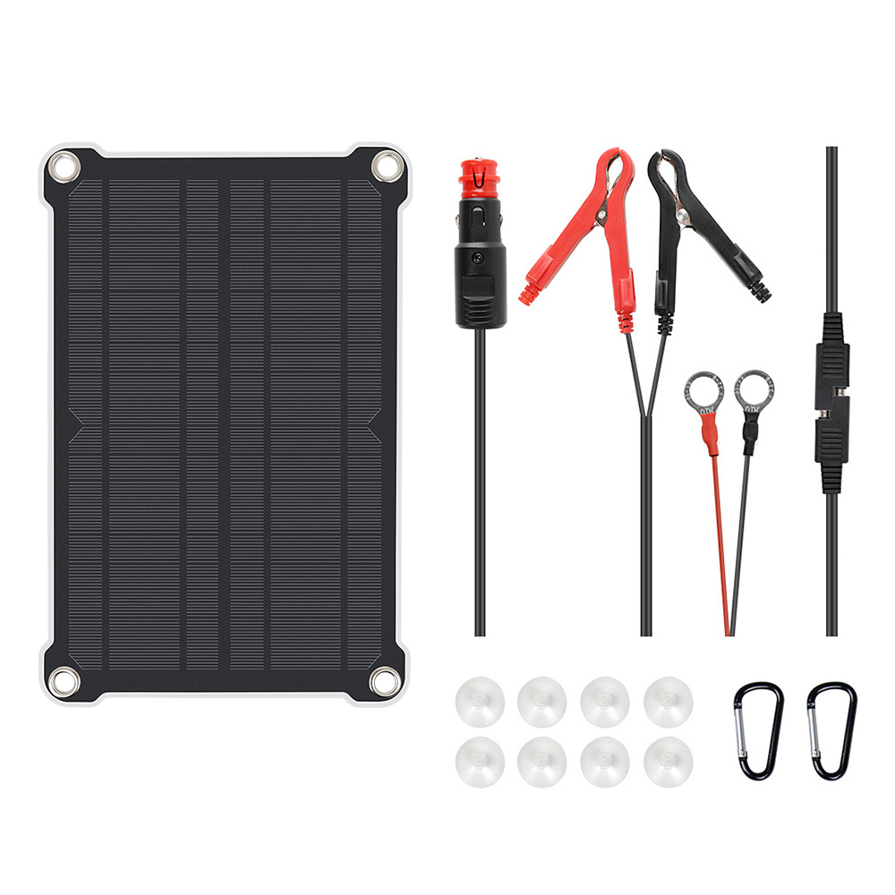 Renogy 8W Outdoor Battery Maintainer Charger