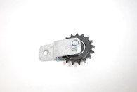 #40 Chain Sprocket with Steel Strap