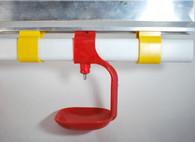 Lubing Optigrow Nipple Watering System