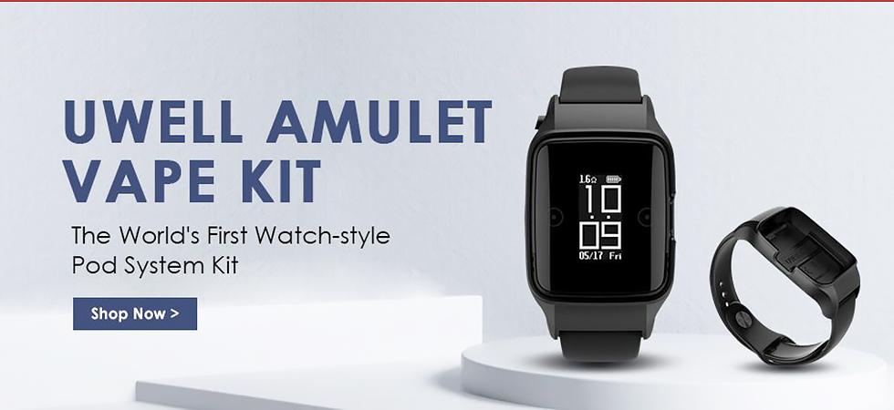UWELL Amulet Vape Watch