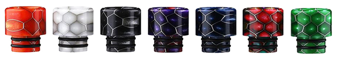 510 cobra resin drip tips