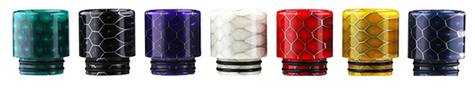 810 cobra resin drip tips