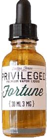 Premium ejuice Fortune E-liquid