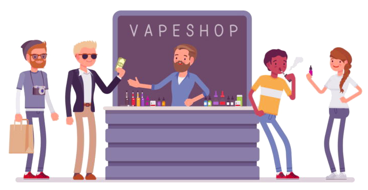 brick mortar vape shop jobs
