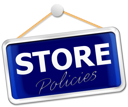 Central Vapors Store Policies