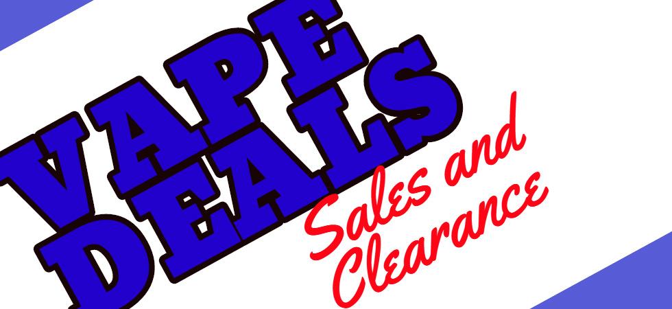 Cheap Vape Deals
