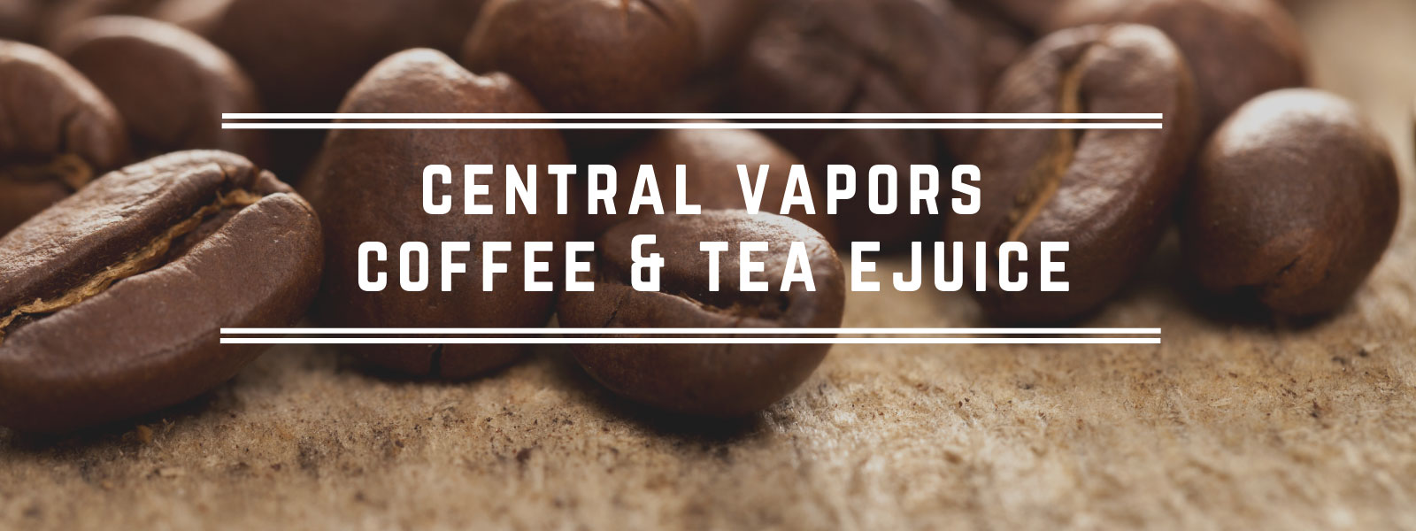 Coffee and Tea Ejuice