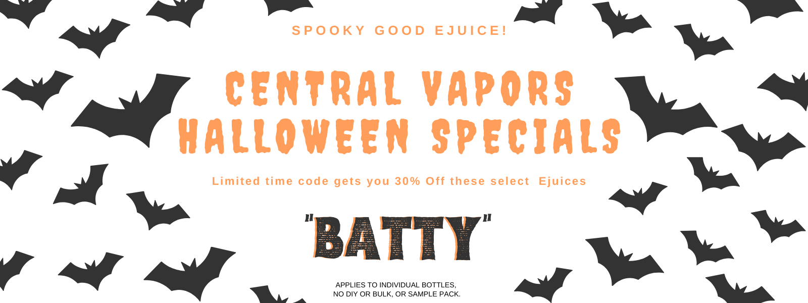 Central Vapors Halloween special