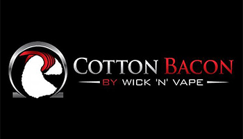 cotton bacon wick-n-vape