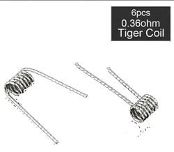 Prebuilt Tiger RDA Coil