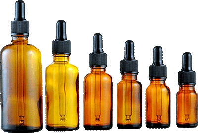 empty glass dropper bottles for ejuice