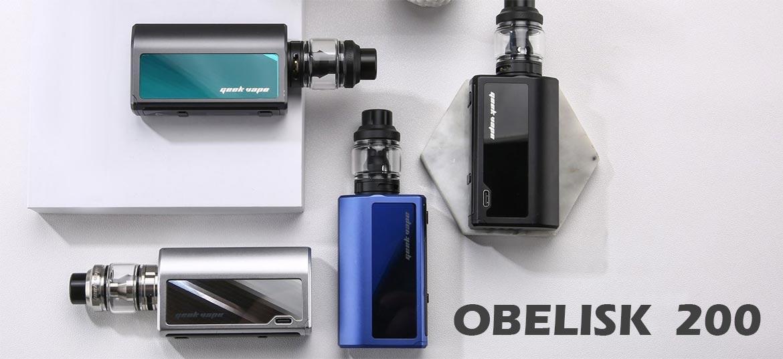 geekvape obelisk 200w starter kit