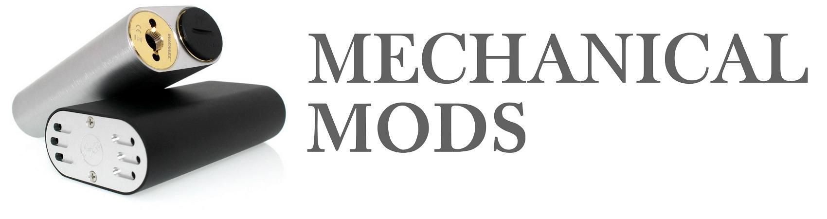 Mechanical Ecig Mech Mods