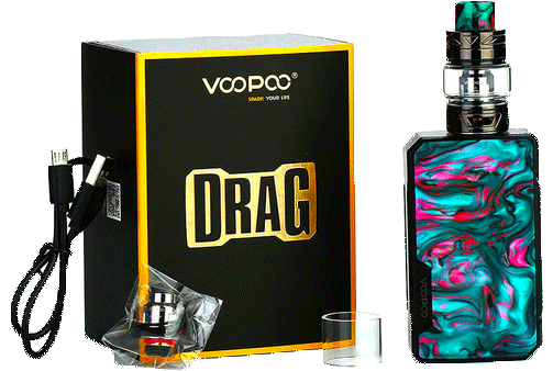 Original voopoo drag mini tc kit