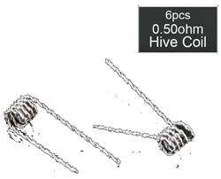 Prebuilt RDA Hive Coils
