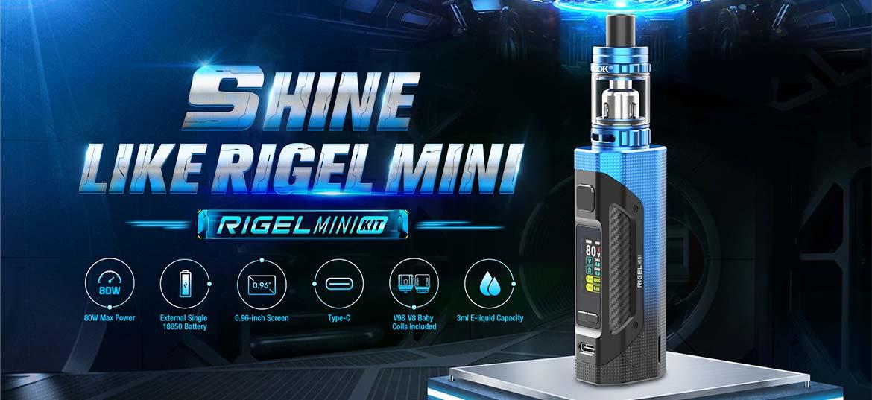 smok rigel mini starter kit