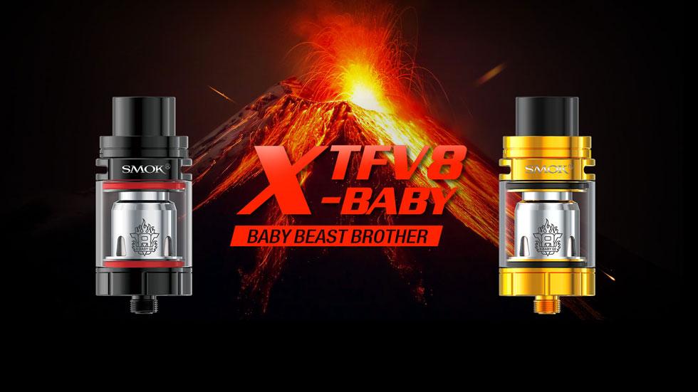 tfv8 x-baby vape tank