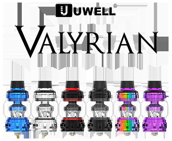 uwell valyrian 2 sub ohm tank