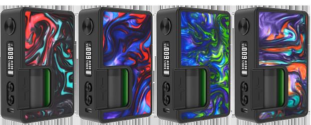 vandy vape pulse bf squonk box mods