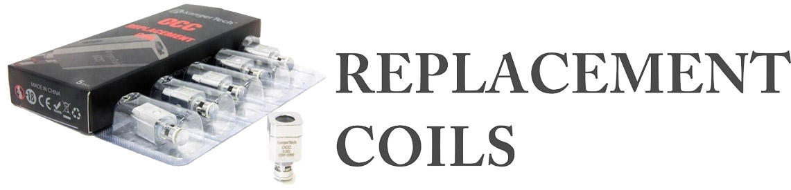 Vape Coils | Replacement Coils For Vape Tanks | Central Vapors