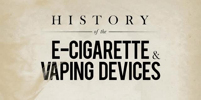 Vaping History