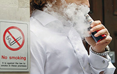 Vaping safe or better than smoking