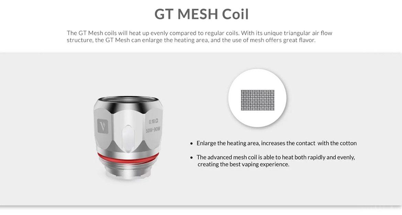 vaporesso gt mesh coils