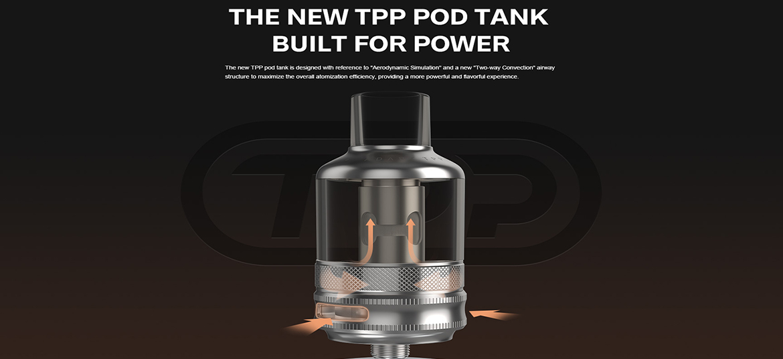 voopoo drag x tpp pod tank 2