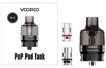 voopoo pnp pod tank kit