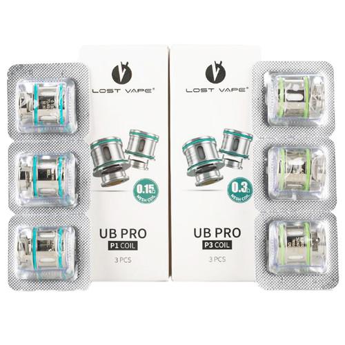 LOST VAPE Ursa UB Pro Tank Replacement Coils