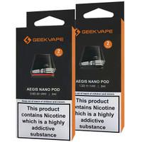 GEEKVAPE Aegis NANO Replacement Pods