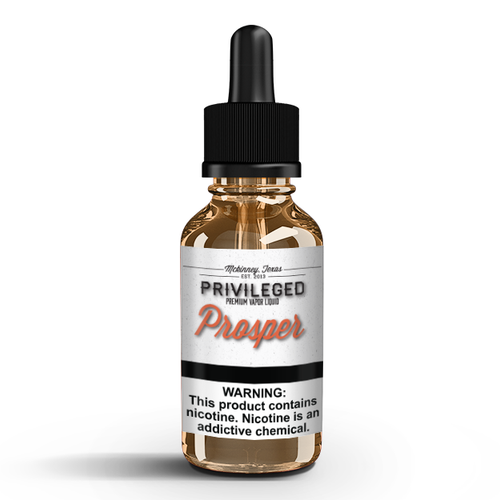 Premium Vape Juice | Prosper E Juice 30ml - Privileged Premium Eliquid