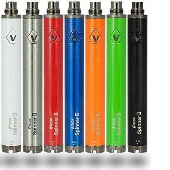 Vision Spinner 2 Variable Voltage Ecigs
