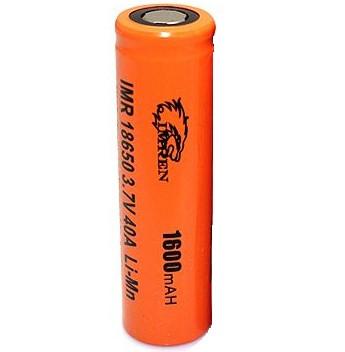 IMREN 18650 1600mAh - 40A Battery