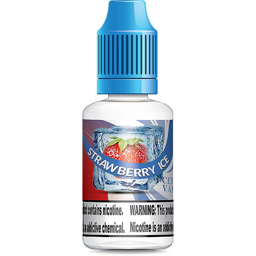 Strawberry Ice E juice | Menthol Flavored Ejuice