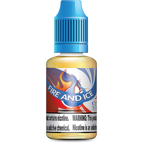 Fire and Ice E Juice Flavor