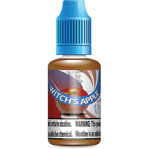 Witch's Apple Tobacco E Juice Flavor