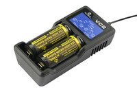 Xtar VC2 dual battery charger
