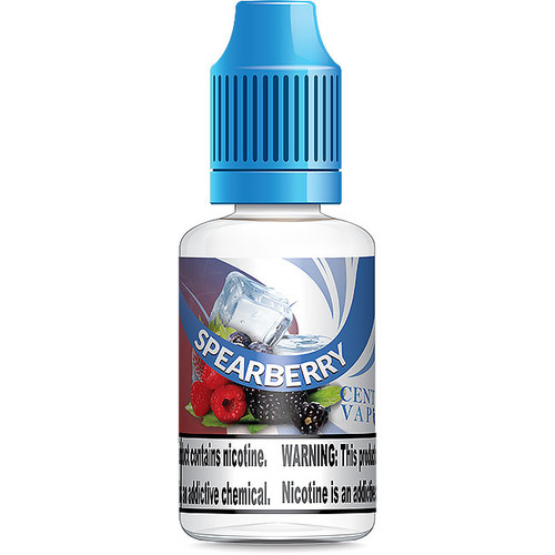 Spearberry E Juice Flavor | Spearmint Berry Eliquid Blend