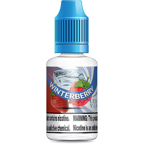 Winterberry E-Liquid | Berry Menthol Flavored Eliquid