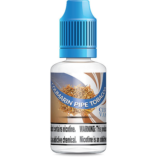 Coumarin Pipe Tobacco E Juice | Tobacco Flavored Vape Juice