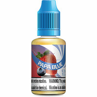 Best Vape Juice | Papa Smurf eJuice Liquid