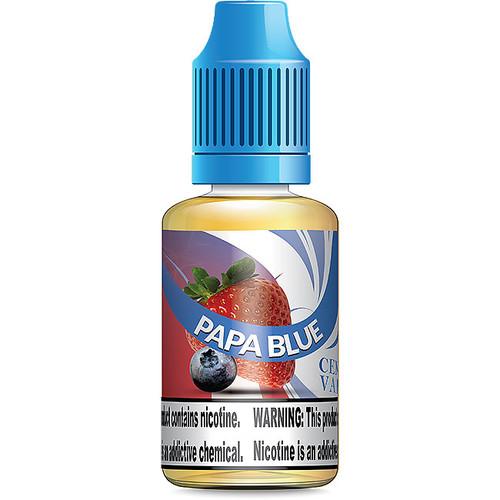 Best Vape Juice | Papa Smurf eJuice Liquid