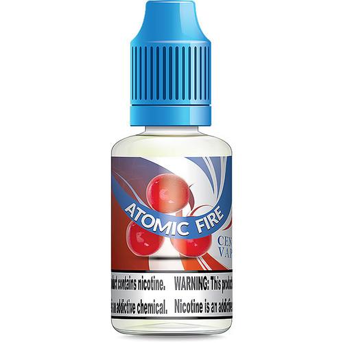 Atomic Fire | Vape Liquid Ejuice Cinnamon