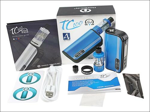 Innokin Cool Fire 4 - 100W TC iSub Starter Kit