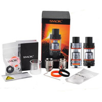 SMOK TFV8 Top Filling Sub Ohm Tank Kit Black or Stainless