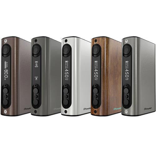 Eleaf iPower 80W Box Mod | Electronic Cigarette Starter Kit